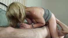 Weak mature goes into position